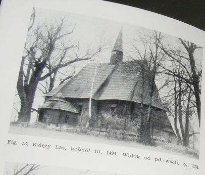 Księży Las - Kościół