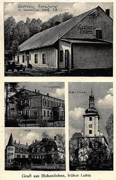 kościół Łubie