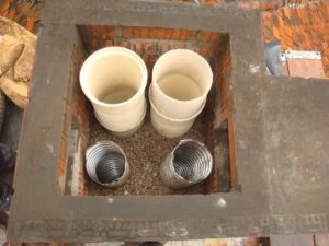 ceramiczny wkład kominowy KMS-BUD