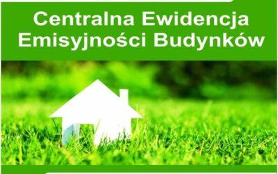 Deklaracje do Centralnej Ewidencji Emisyjności Budynków (CEEB).
